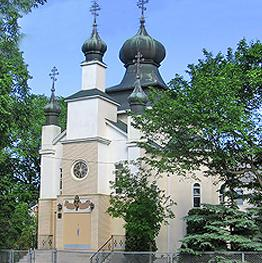 Russian Holy Trinity Orthodox Cathedral